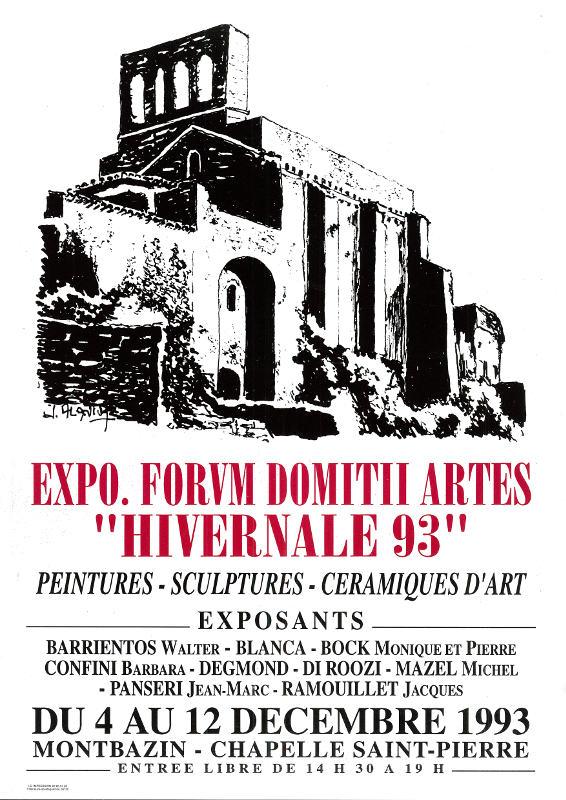 expo chapelle 93