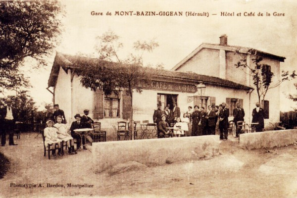 Hotel et café de la gare
