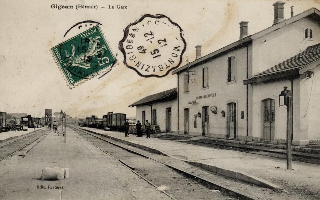 Montbazin gare 62