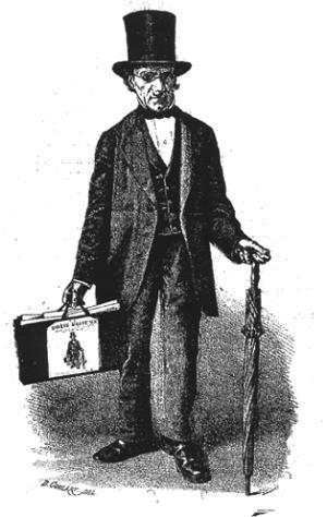 caricature de Poulalion