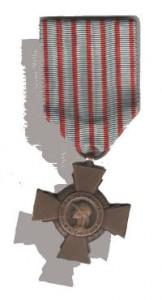 croix du combattant 14 18