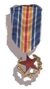 médaille des blessés