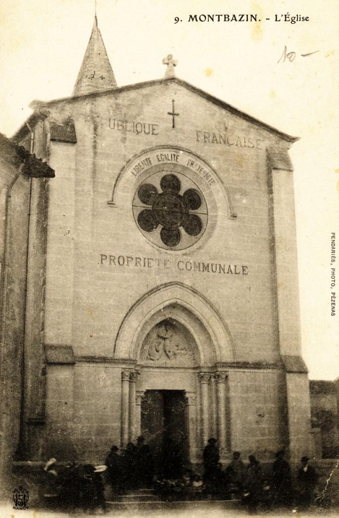 Montbazin église LEF