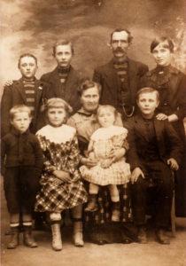 Famille Sanders
