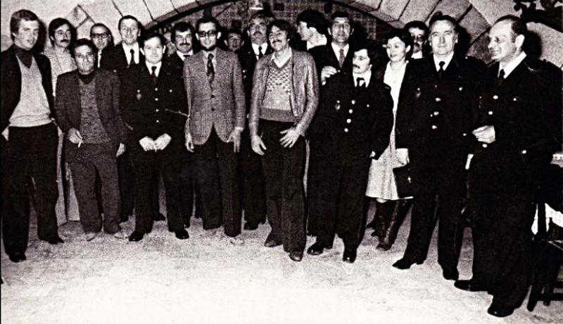 les pompiers de Montbazin