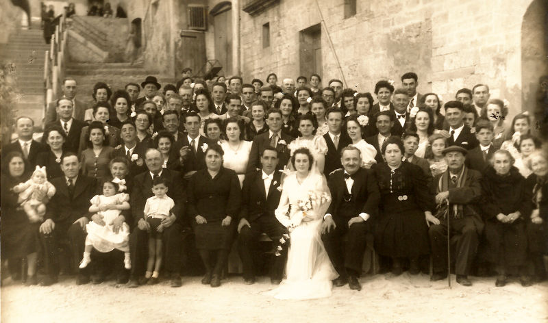 mariage en 1947