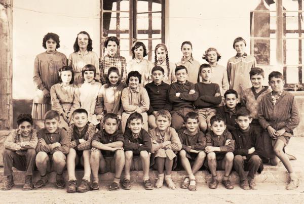 Ecole 1960 1961