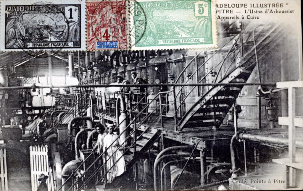 L'usine d'Arboussier