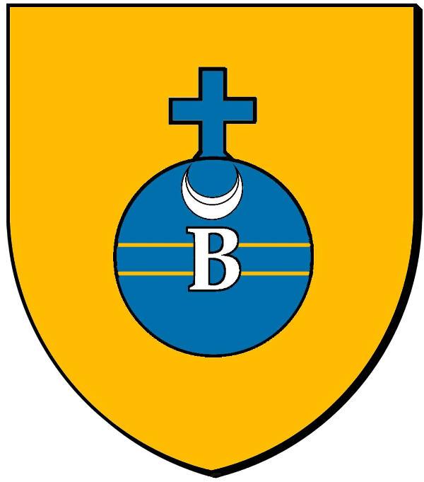 Blason actuel de Montbazin