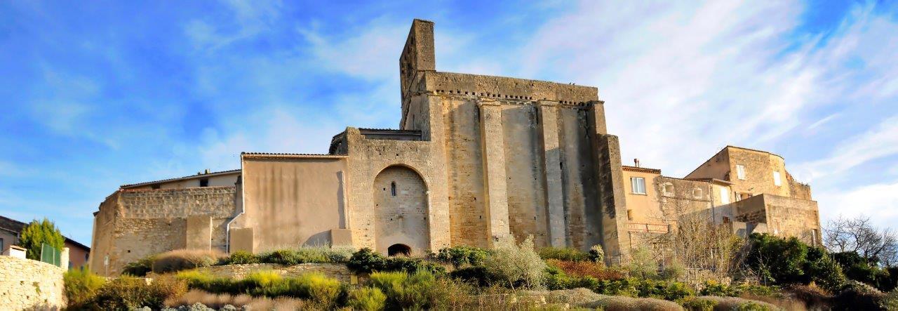 Montbazin, le chateau