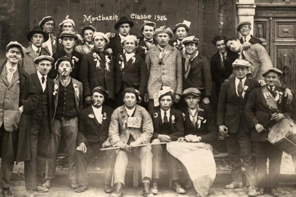 Montbazinois : classe 1926