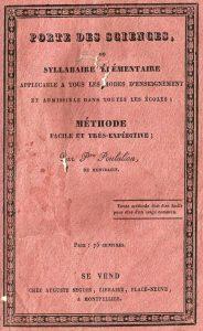 Poulalion Méthode