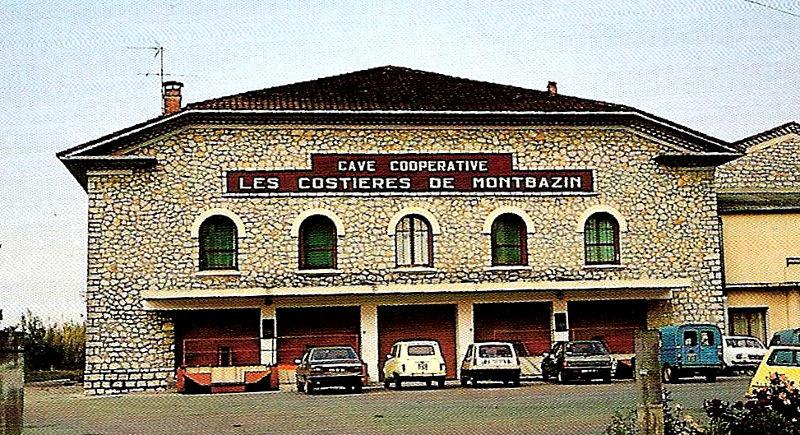 """Cave coopérative """"Les costières de Montbazin"""""""