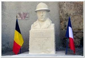 statue des Belges reconnaissants restaurée