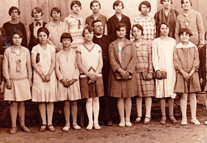 Montbazinoises en 1930