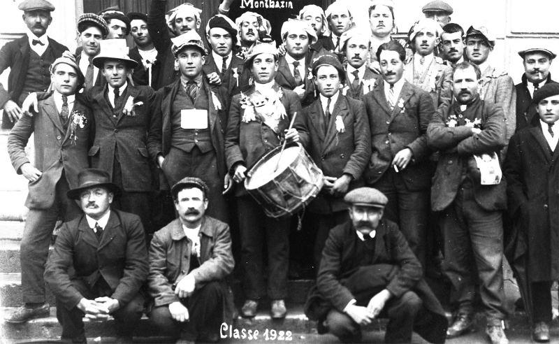 Le conseil de révision en 1922