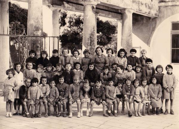 CLASSE 1956 1957
