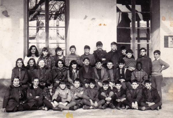 CLASSE 1967 1968
