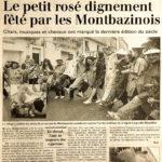 Midi Libre - 3 octobre 1999