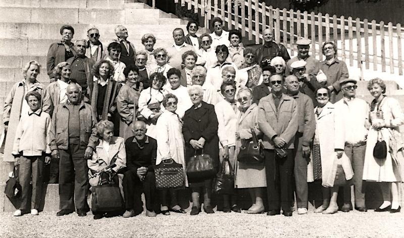 voyage à Innsbruck 1986