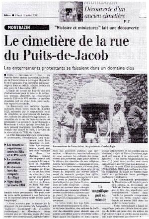 cimetière du puits de Jacob vignette