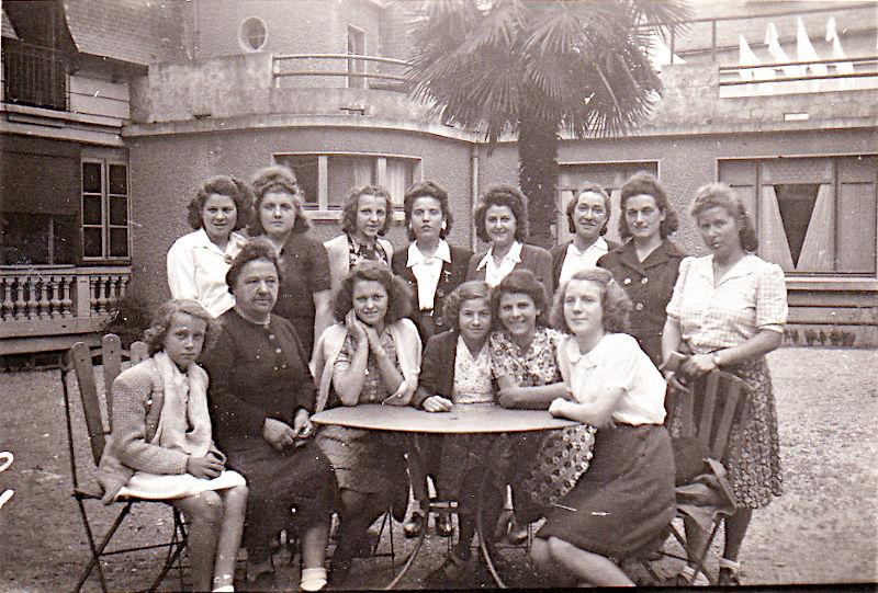1946 Pélerinage à Lourdes