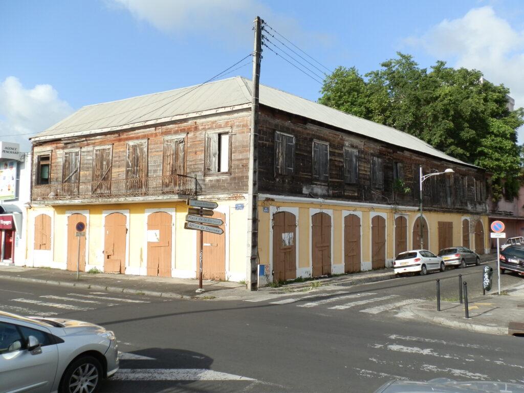 Ancien entrepôt Darboussier