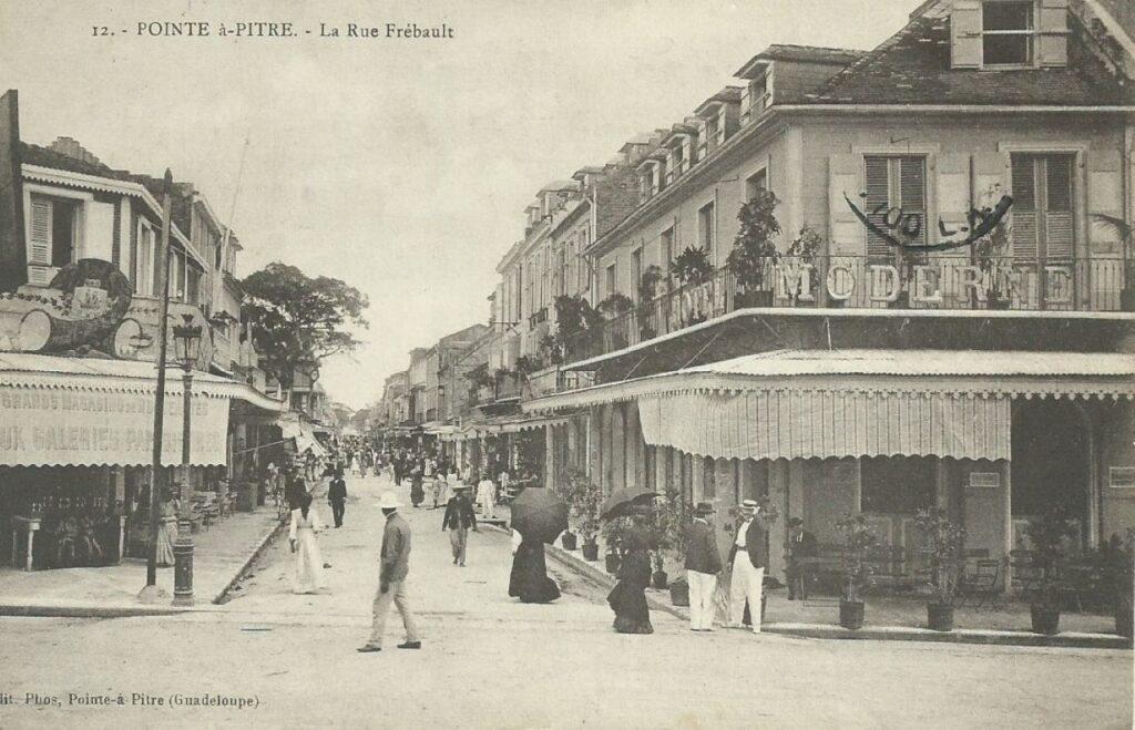 rue Frébault à PàP